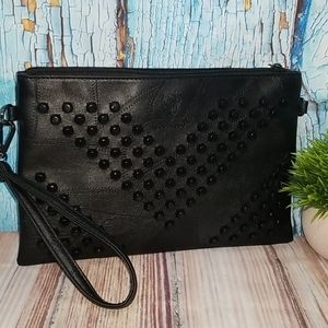 Younique Limited Edition Studded Clutch NEW